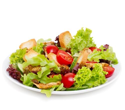 Einfacher Basis-Salat