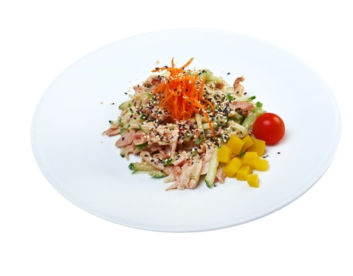 sättigender Salat